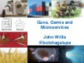 Guns, Germs and Microservices  LISA 2015