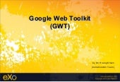 Google Web Toolkit Introduction - e...