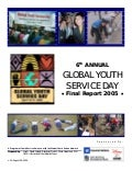 GLOBAL YOUTH SERVICE DAY 2005