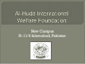 Al Huda Islamabad - New Building