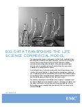 EMC Perspective: Big Data Transforms the Life Science Commercial Model