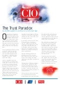 The Trust Paradox: Access Management and Trust in an Insecure Age