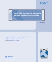 Using EMC Symmetrix Storage in VMwa...