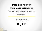 Intro to Data Science for Non-Data Scientists