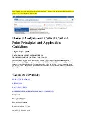 Haccp principles and application gu...