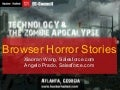 Browser Horror Stories