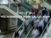 Point of Sale Vulnerability Rank Ca...