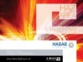 Hadar Lighting - Hazardous Area Atex Certified Lighting Presentation.