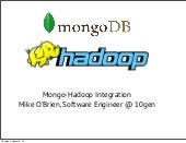Webinar: What's New with MongoDB Ha...
