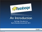 Hadoop introduction berlin buzzwo...