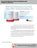 Big Data Technology on Red Hat Enterprise Linux: OpenJDK vs. Oracle JDK