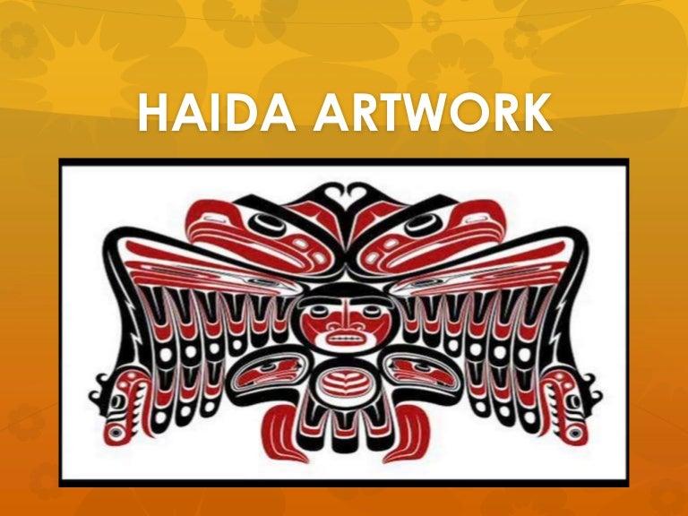Haida Artwork