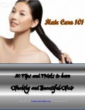 Hair care 101 ebook