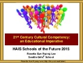 HAIS SOTF Cultural Competency
