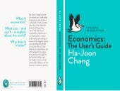 Ha Joon Chang: Presentation to Tutor2u Economics Teacher Conference