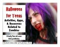 Halloween Activities, Resources & Apps for Teens