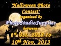 'Halloween Photo Contest' Organized by PhotoStudioSupplies