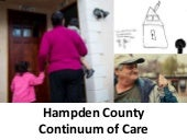Hampden County CoC, September 13, 2013