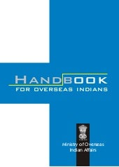 Handbook for Overseas Indian - MOIA...