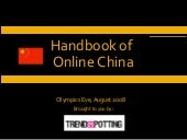 Handbook of Online China