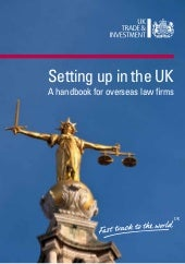 UK Set Up - Handbook for Law Firms