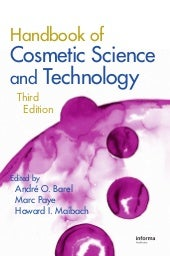 Handbook of cosmetic science and te...