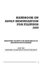 Handbook on adult_immunization_2009...