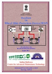 Handbook on wheel slide protection device (wsp)