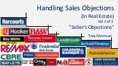 Handling objectiions vol 2 of 3  (sellers)