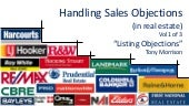Handling objections vol 1 of 3 (listing)