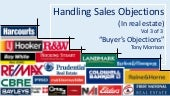 Handling objections vol 3 of 3 (buyers)