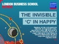 The Invisible 'C' in Happy | London Business School