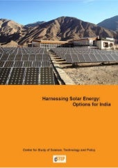 Harnessing solar energy-options_for...