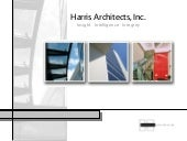 Harris Architects 2011