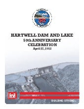 Hartwell Dam 50th Anniversary Program