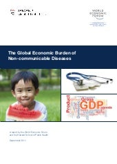 Harvard global economic burden non ...
