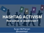 How Hashtag Activism is Becoming a ...