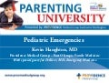 Parenting U: Responding to Emergencies