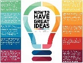 How To Have GREAT Ideas (Great Ideas = Success)