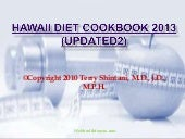 Hawaii diet cookbook 2013 (updated2)15