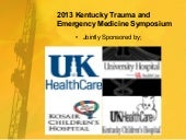 Day 1 | CME- Trauma Symposium | Haz...