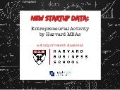 Report: Do Harvard MBAs Make Great Startup Founders?