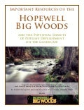 Potential Impacts of Pipeline Development on the Landscape of Hopewell Big Woods, PA