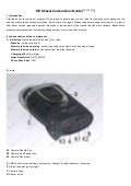 Hd bathroom shaver camera user guide (ey sscr05)