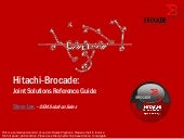 HDS-Brocade Joint Solutions Referen...