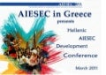 AIESEC Greece National Conference