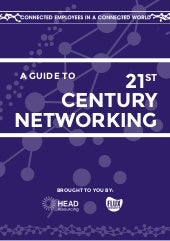 A visual guide to 21st century networking