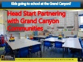 Head Start Partnering with Grand Canyon Communities