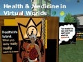 Health & Medicine in Second Life