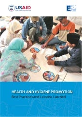 Health and hygiene promotion best p...